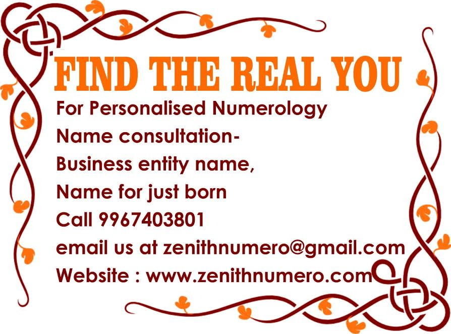 Chaldean numerology websites photo 5